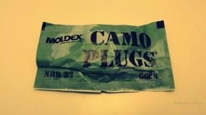 Moldex Camoplugs azpek1 あずぺっく1