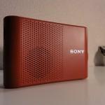 Sony製オシャレな1500円ラジオ レビュー(防災用にも!)