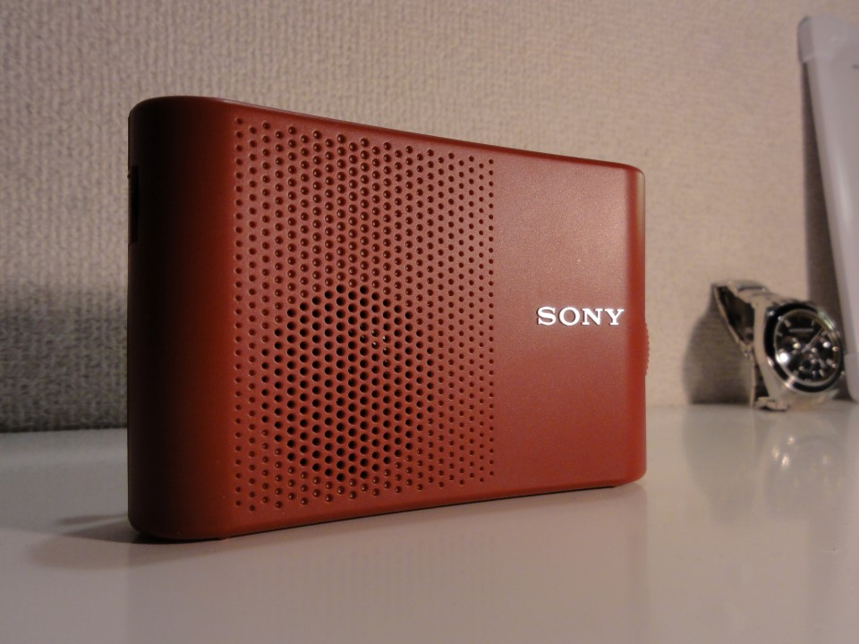 Sony ICF-51 review
