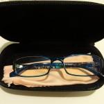 PC用のブルーライトカット メガネを777円で買った