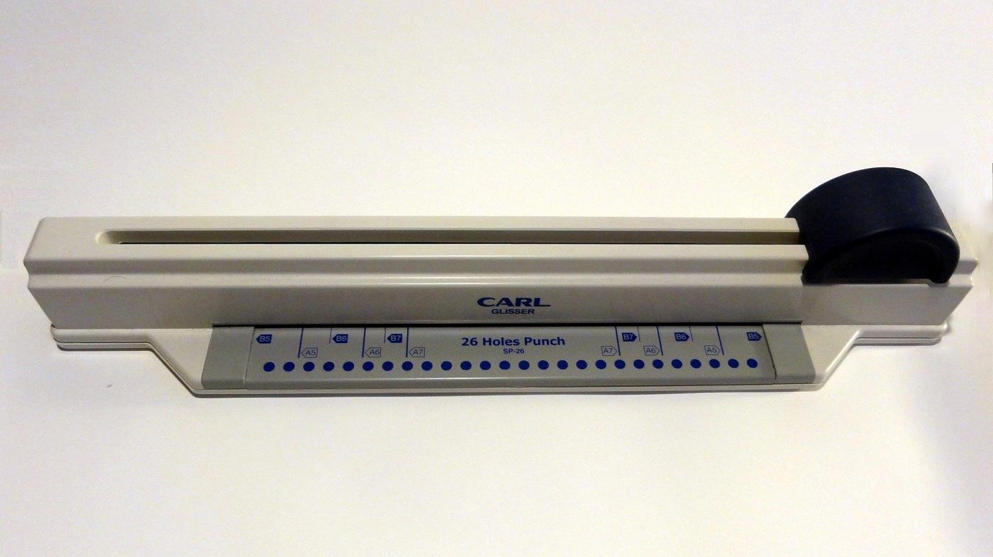 カール事務器 グリッサー SP-30N