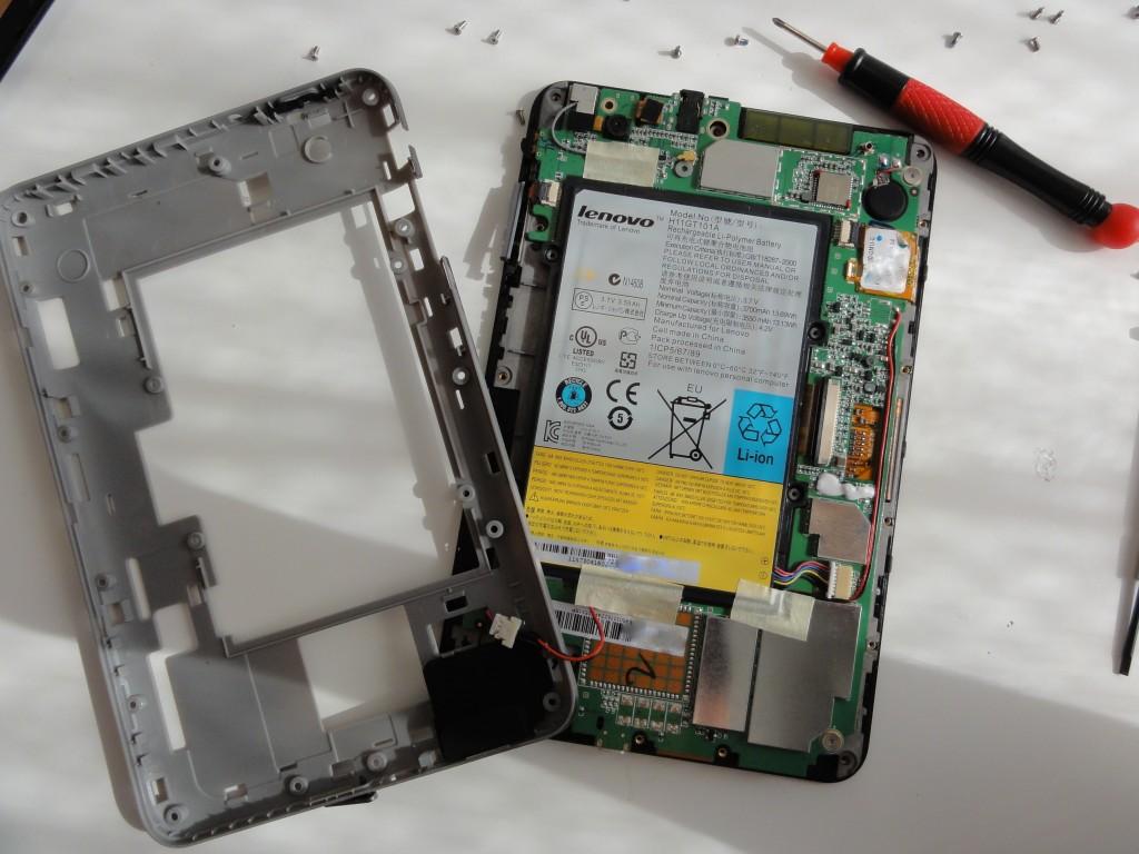 IdeaPad Tablet A1 3 by azpek