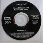 SB-XFI-SR51P cd