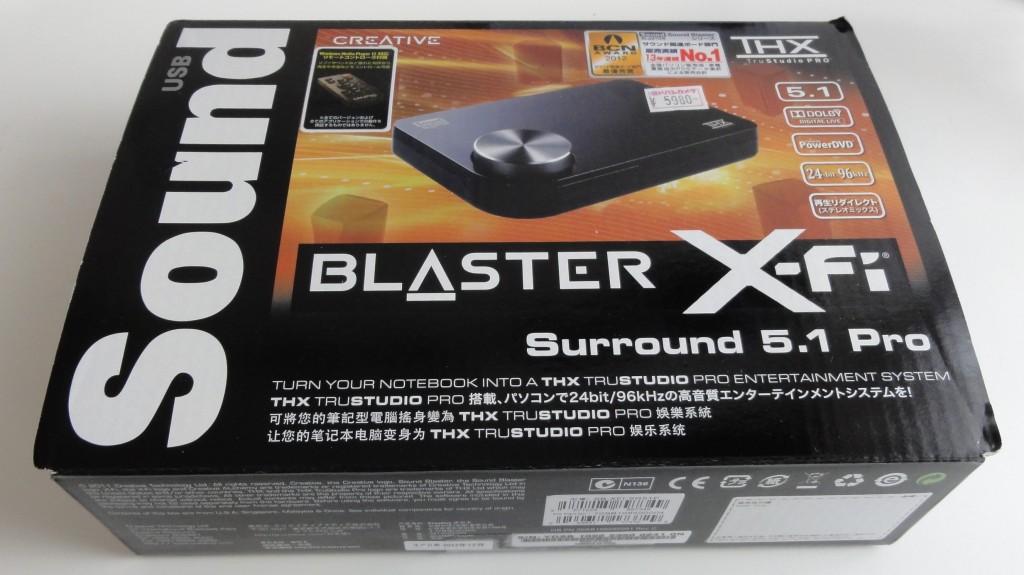 SB-XFI-SR51P package
