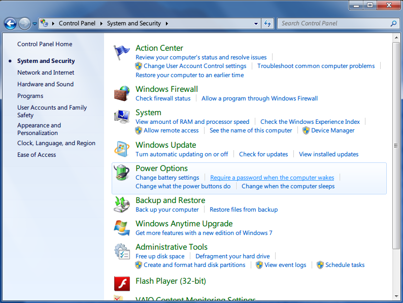 Windows7 English in japan