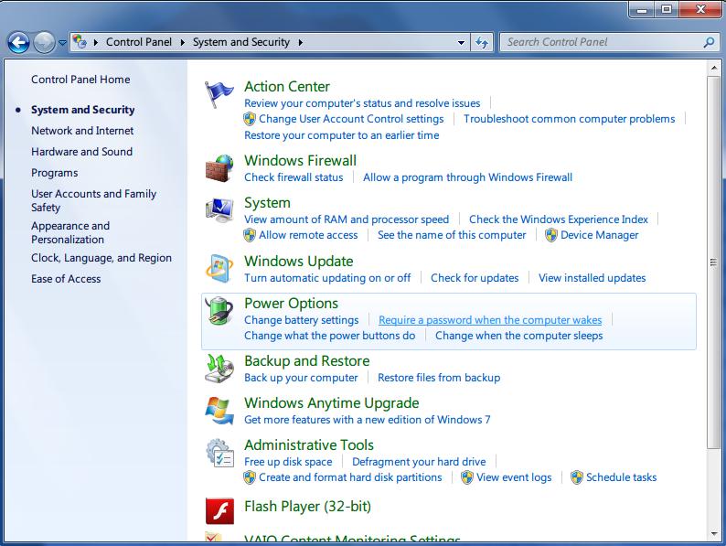 Windows7 English in japan