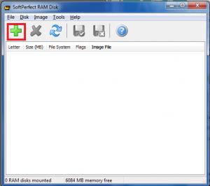 31. RAMDISK setting softprefect pty.ltd
