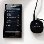 【レビュー】3000円!Bluetooth受信機 Belkin F8Z492jaで,スピーカーを無線化する!