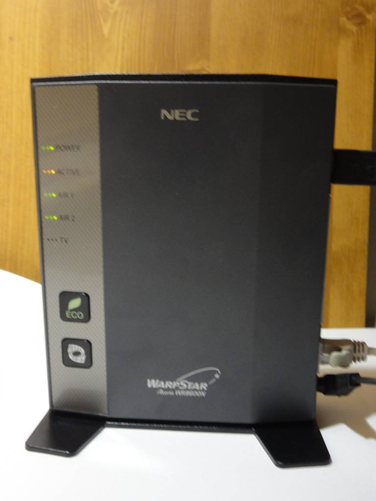NEC Rooter Wi-Fi AtermWR8600N by あずぺっく (8)