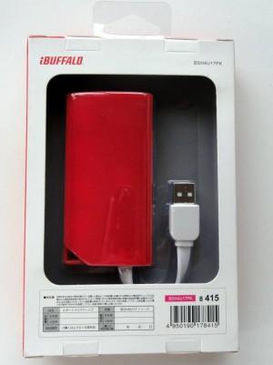 BSH4U17PK  BSH4U17 USBハブ あずぺっく (2)