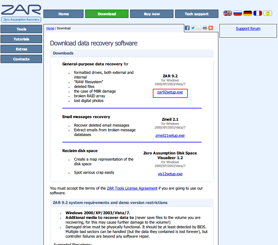 00. Zero Assumption Recovery .downloading