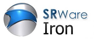 SR IRON Chronium Brouser Windowsにオススメソフト 軽量ブラウザ Logo