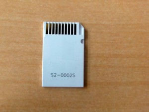 microSDHC MemoryStick ProDuo メモステ変換アダプター