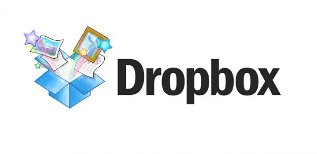 Dropbox logo from Google Play