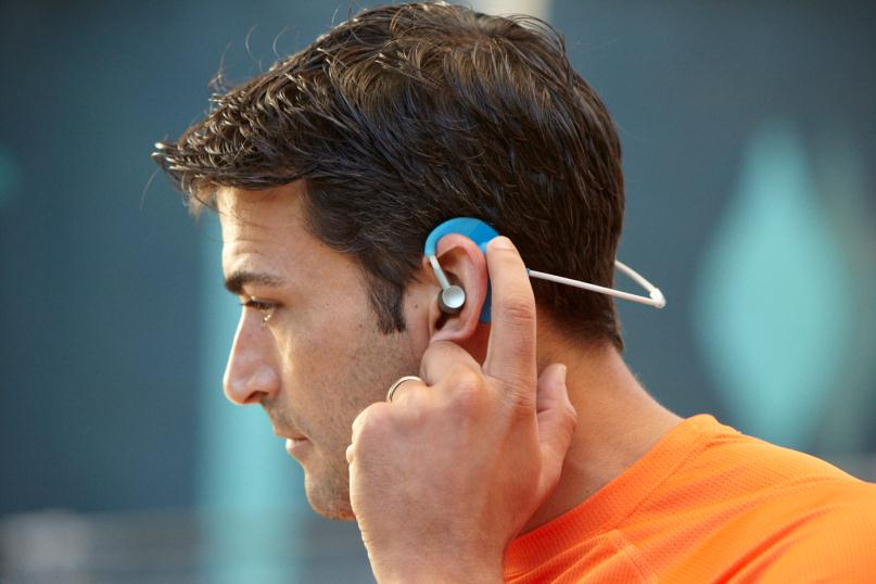 Boxless Bluetooth inear headphone スポーツ向け イヤホン
