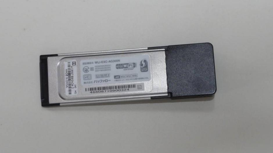 BUFFALO Wi-Fi Adapter  WLI-EXC-AG300N (2)