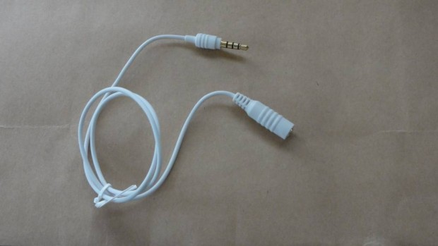 Elecom audio mic cable MPA-EHPS (3)