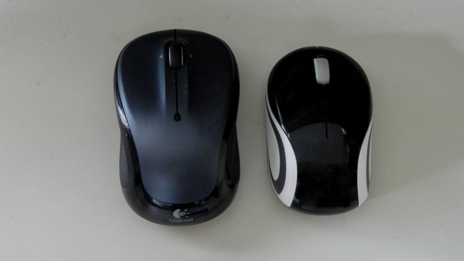 Logicool Wireless mouse Unifying M325 (4)