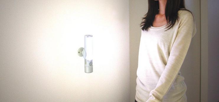 Sensor Light 人感 安い