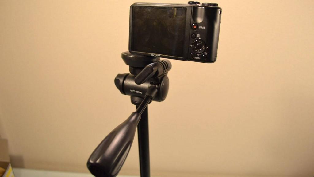 Sony tripod VCT-R100 (5)