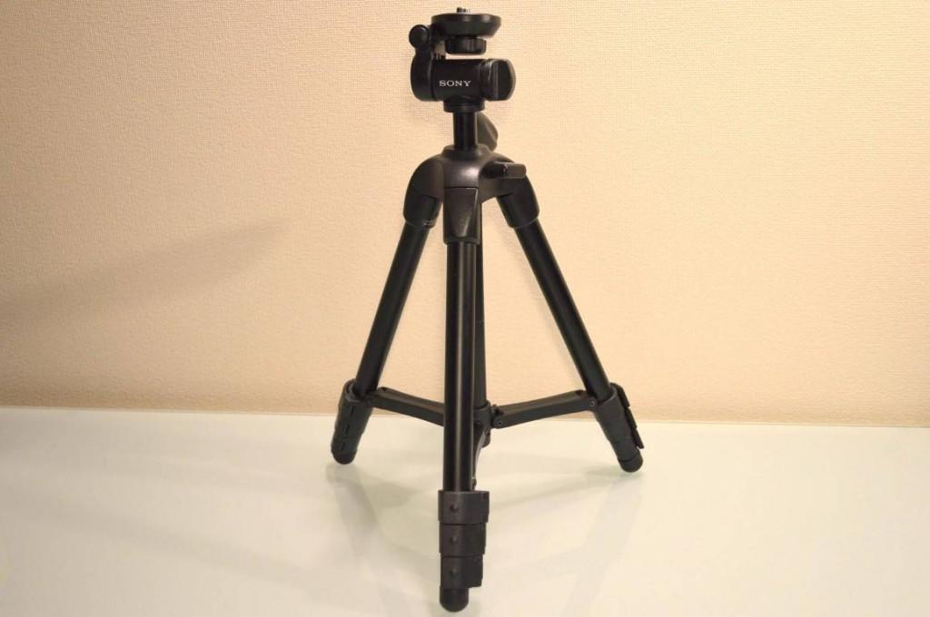Sony tripod VCT-R100 (6)