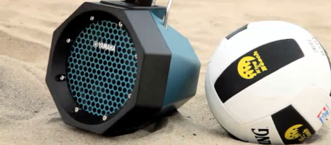 Tough bluetooth wireless speakers 堅牢