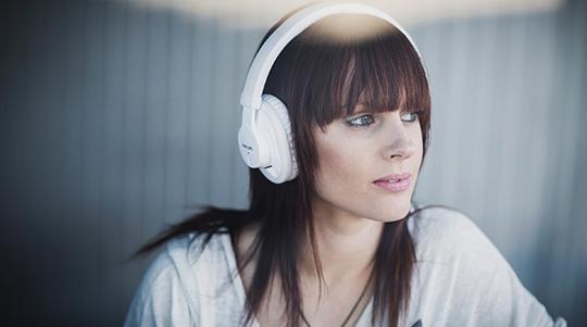 Bluetooth over headphone