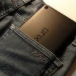【レビュー】新型Nexus7 日本版の使い勝手がいい!でも…