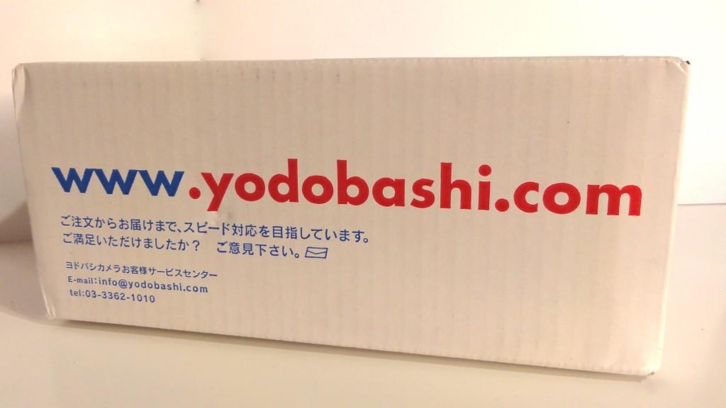 New Nexus7 2013 of japan review package (1)