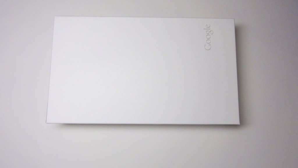 New Nexus7 2013 of japan review package (3)
