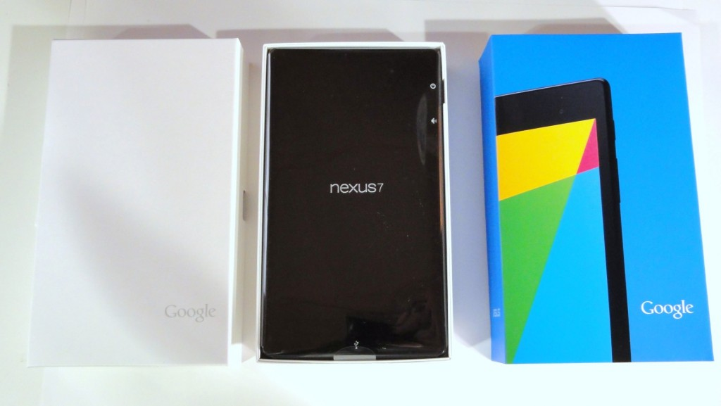 New Nexus7 2013 of japan review package (5)