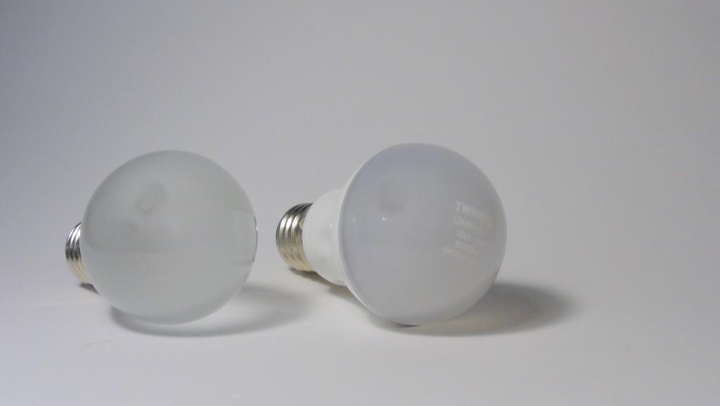 TWINBIRD LED Bulb LDA4N-H-E17-11 (5)