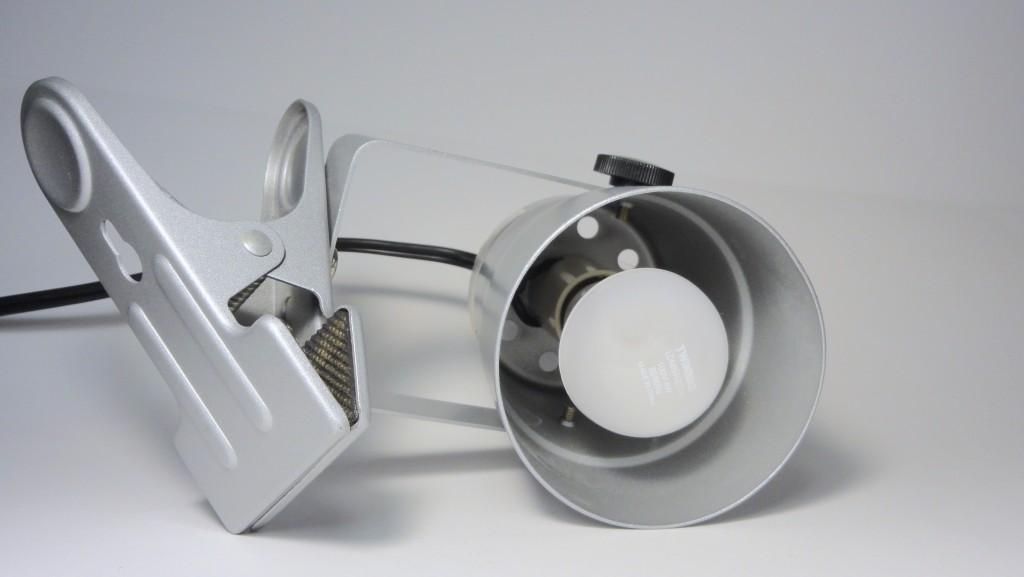 ELPA Clip light ELPA クリップライト SPOT-CR40 (1)