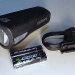 【レビュー】自転車ライトは、HL-EL340が最高!
