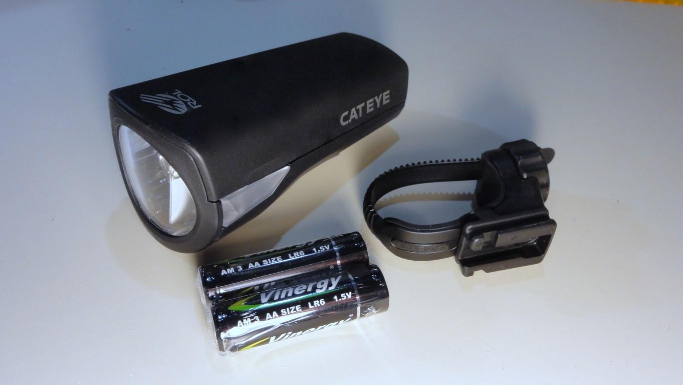 CAT EYE Cycle light HL-EL340 (4)