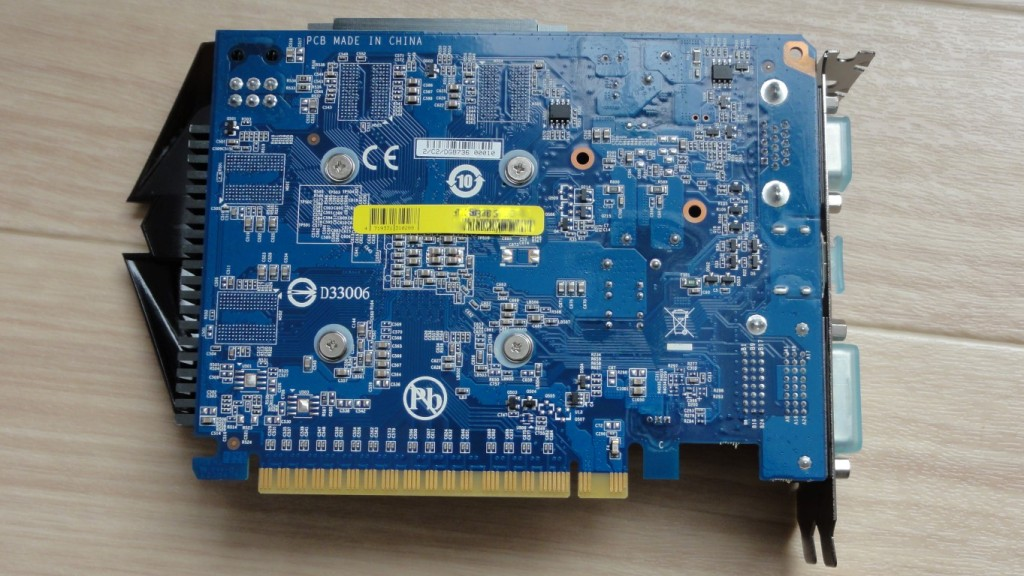 NVIDIA GeForce GTX650 Ti by gigabite  GV-N65TOC-1GIA  (1)
