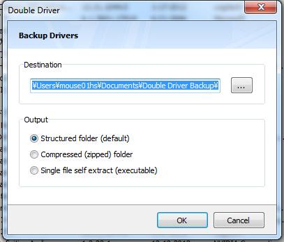 double driver backup ways