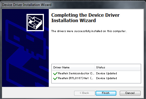 installing drivers by Double Driver (2)