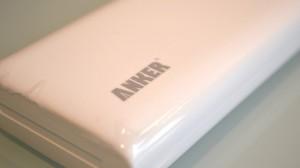 Anker Logo in Anker Astro M3 mobile battery