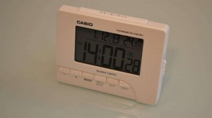 CASIO  DQD-80J-7JF digital clock (16)