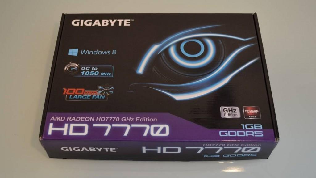 Gigabite Radeon hd7770 GV-R777OC-1GD (2)