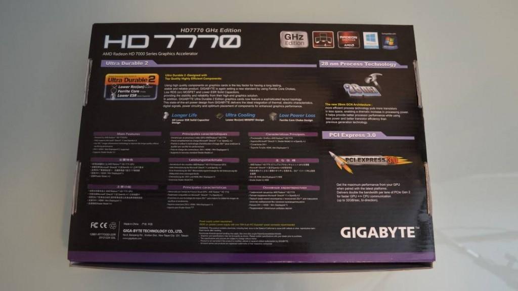 Gigabite Radeon hd7770 GV-R777OC-1GD (4)