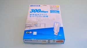 I-O DATA lan adapter WN-G300U (1)