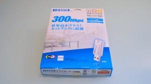 I-O DATA lan adapter WN-G300U (1)