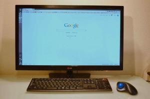 LG 27EA33 LCD monitor (10)