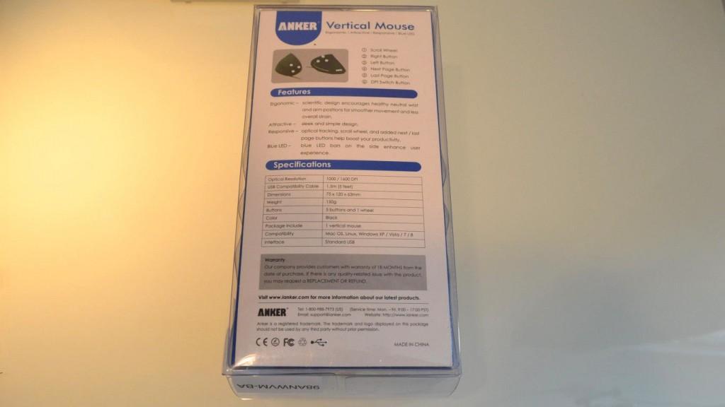 Anker Vertical Mouse  AK-98ANWVM-BA (15)