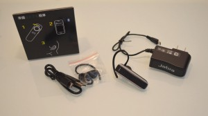 Jabra Easy Voice Bluetooth Headset  (8)