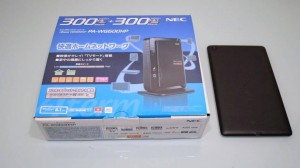 NEC Aterm PA-WG600HP Package (5)