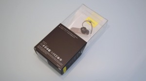 Package of Jabra Easy Voice Bluetooth Headset  (9)