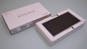 Xperia Z ultra SOL24 package (1)